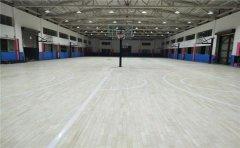 南昌篮球地板图片-凯洁地板