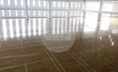 柳州运动木地板厂家电话