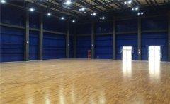 室内篮球场木地板保养常见误区-凯洁地板