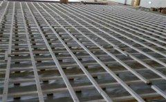 篮球馆运动木地板的维护和保养