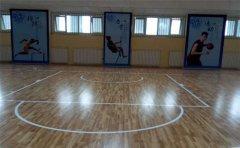 健身房运动木地板怎么买-健身房木地板