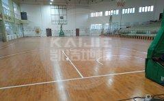 凯洁地板,运动木地板领域的一股清流-凯洁地板