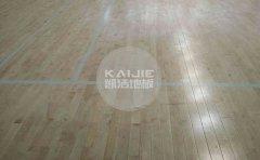 进口篮球场地板品牌有哪些-凯洁地板