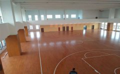 体育馆木地板使用实木复合地板国家标准-体育馆木地板
