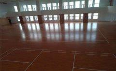 西宁篮球木地板一平米多少钱-篮球木地板