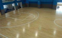 篮球馆木地板用到哪种程度需要翻新-篮球木地板