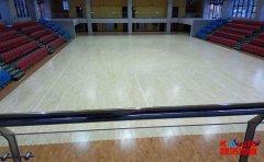 篮球木地板保养都有哪些技巧?-凯洁地板