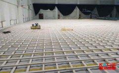 体育木地板翻新主要有以下几个步骤-凯洁地板