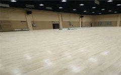 篮球馆木地板翻新步骤