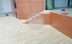 国内体育木地板厂家-凯洁地板