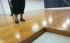浙江运动木地板多少钱一平米
