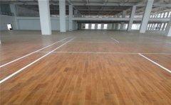 体育馆运动木地板厂家哪家好