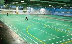 体育馆运动木地板和墙边用什么收口-凯洁地板