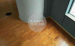 柞木篮球场地板什么品牌好-凯洁地板