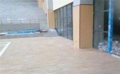 乌鲁木齐篮球木地板造价
