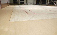 湖州篮球地板