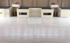 避免选错篮球场运动木地板应考虑的细节-凯洁地板