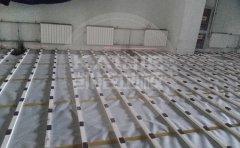 新乡篮球馆木地板有哪些优点-凯洁地板