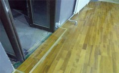 体育场木地板怎么维护-凯洁地板