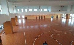 舞蹈室专用木地板结构材料-凯洁地板