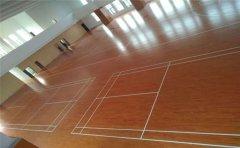 哈尔滨专业篮球地板价格表-凯洁地板