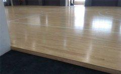台北运动木地板厂家-运动木地板