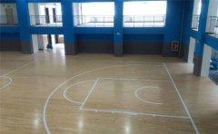 壁球馆木地板多少钱一平米