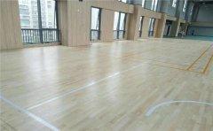 健身房专用木地板该怎么选-健身房木地板