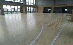 霸州篮球木地板