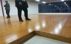 贵州篮球木地板造价-篮球木地板
