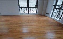 篮球场木地板安装细节-凯洁地板