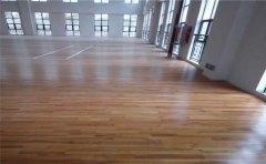 个旧篮球地板
