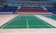 篮球场木地板如何杜绝安装隐患-篮球场木地板